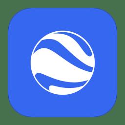 Metroui Google Earth Icon Ios7 Style Metro Ui Iconset Igh0zt