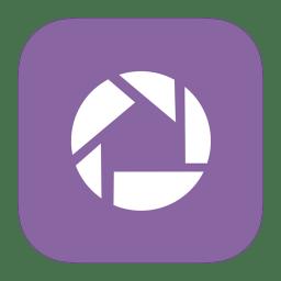 MetroUI Google Picasa icon