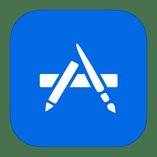 MetroUI-Apps-Mac-App-Store-Alt icon