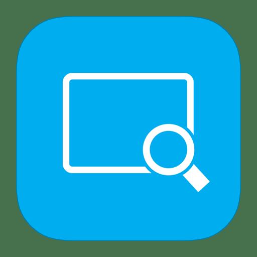 MetroUI-Apps-Magnifier icon