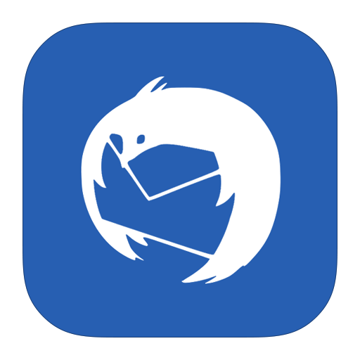 MetroUI-Apps-Thunderbird icon