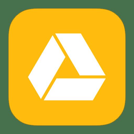 MetroUI-Google-Drive-Alt icon