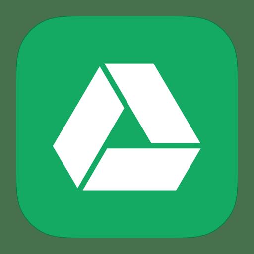 MetroUI-Google-Drive icon
