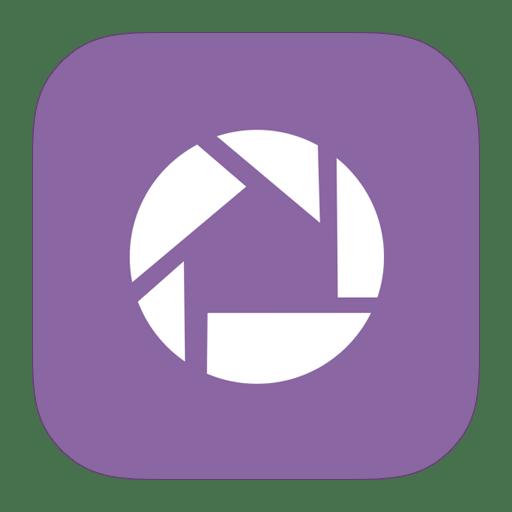 MetroUI-Google-Picasa icon