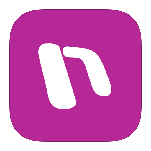 MetroUI-Office-OneNote icon