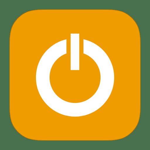 MetroUI-Other-Power icon