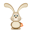 Easter Bunny RSS icon