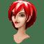 Browser-girl-opera icon