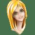 Browser-girl-chrome icon