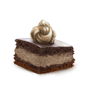 Chocolate cake icon