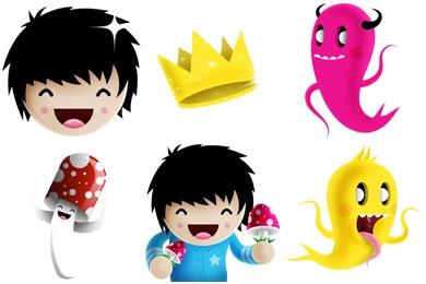 Crazy Icons