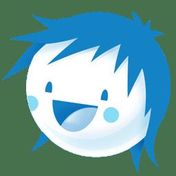 Icyspicy blue icon