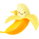 Yammi banana icon