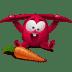 Red-rabbit icon
