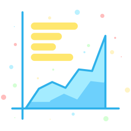 Graph Icon Business Economic Iconset Inipagi Studio