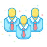 Team-work icon