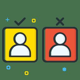 Choose 1 icon