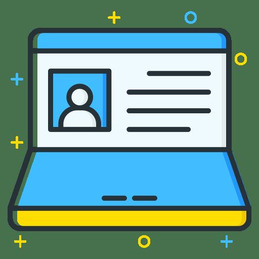 Laptop-2 icon