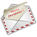 Christmas-Letter icon