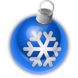 Christmas Ornament 3 icon
