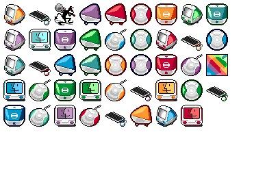 Hello Again 2 Icons