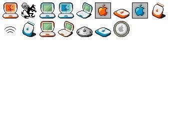 ID's iBooks Icons