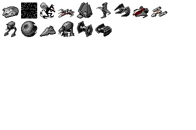Star Fighter Icons
