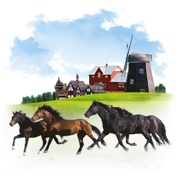 Animals Horses icon
