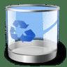 Recycle-Bin-empty icon