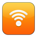 Eye Fi Orange icon