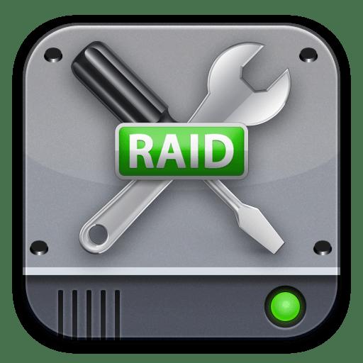 RAID Utility icon