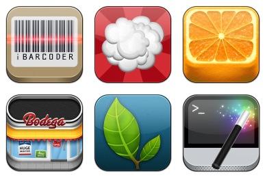 Flurry Extras 9 Icons