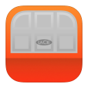 LaCie Rugged icon