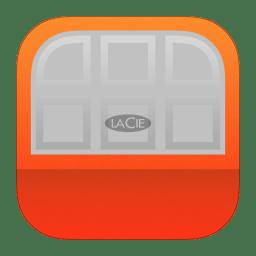LaCie Rugged icon