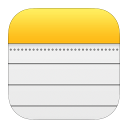 Notes Icon Ios7 Style Iconset Iynque