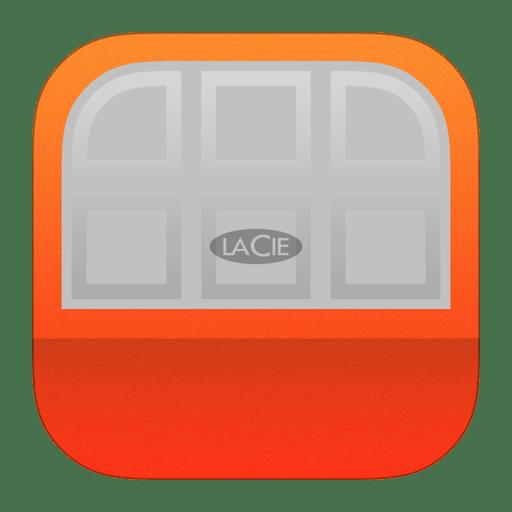 LaCie-Rugged icon
