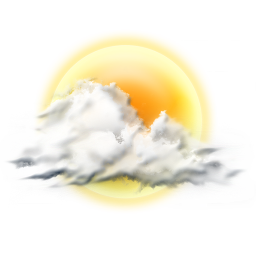 Cloudy partly icon