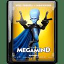 Megamind 3D icon