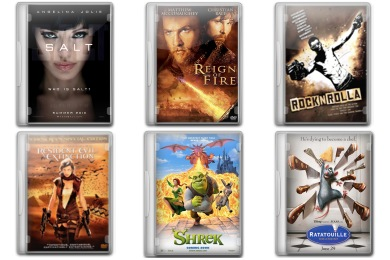 Movie Pack 7 Icons