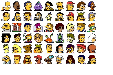 Simpsons Vol. 03 Icons