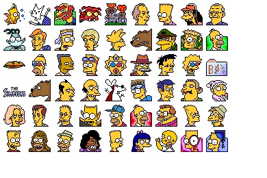 Simpsons Vol. 04 Icons