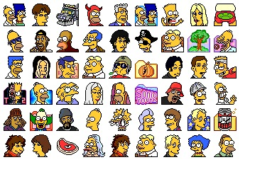 Simpsons Vol. 05 Icons