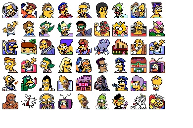 Simpsons Vol. 08 Icons