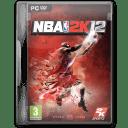 NBA 2K12 icon