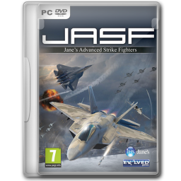 Janes Advanced Strike Fighters icon
