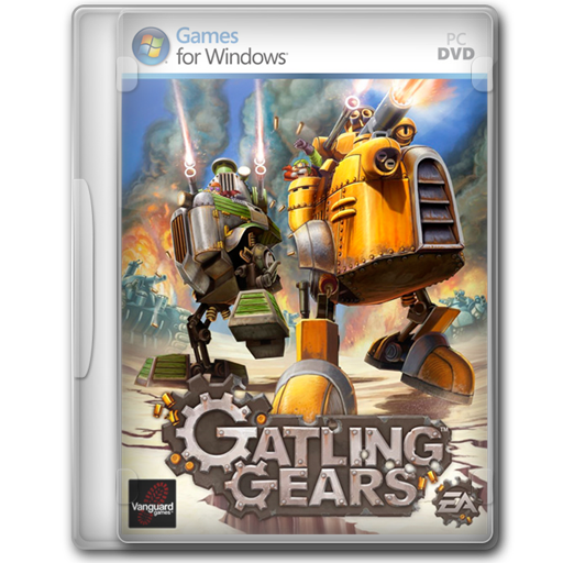 Gatling-Gears icon
