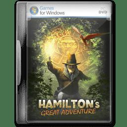 Hamiltons Great Adventure icon