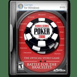 World Series of Poker 2008 icon