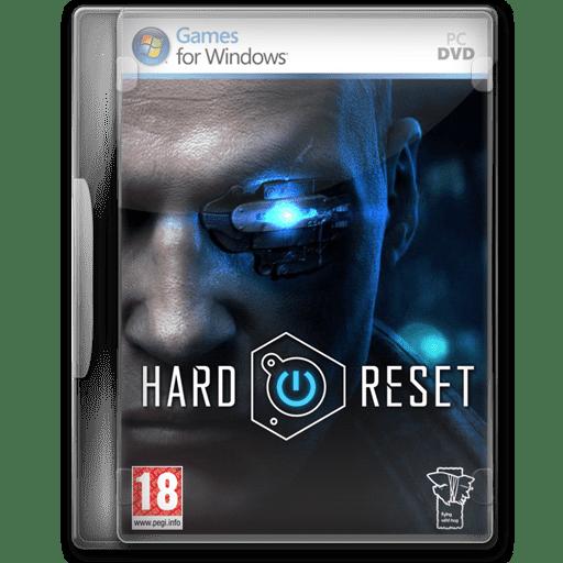 Hard Reset icon