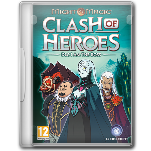 Might-Magic-Clash-of-Heroes-I-Am-The-Boss icon